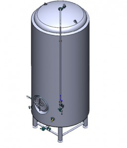 Brite Beer tanks