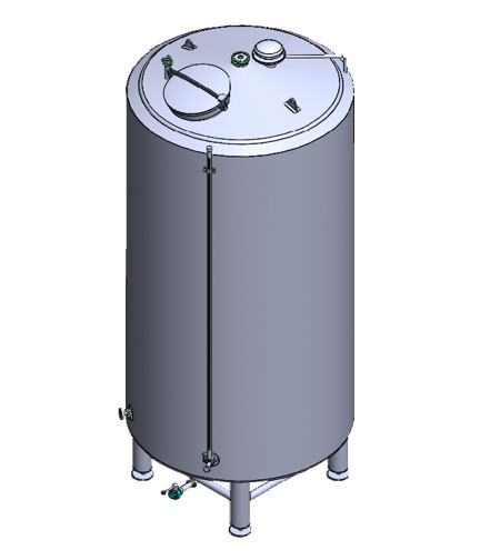 Hot and Cold Water Tanks
